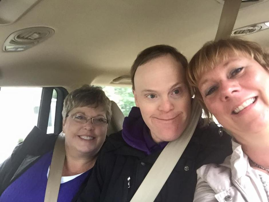 Colleen, Carlton, Beth Ann October 2015