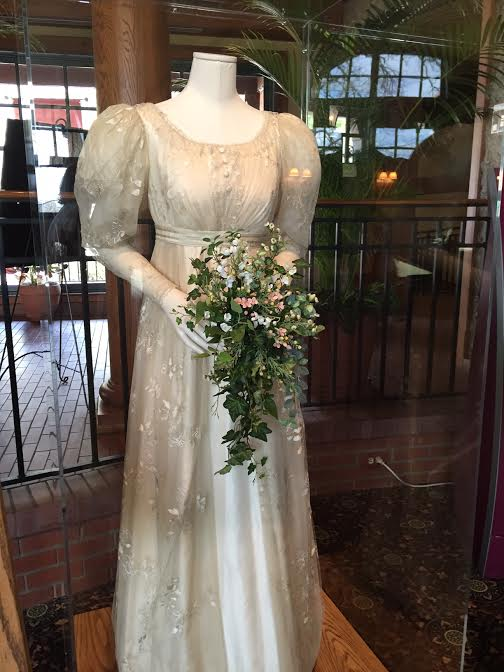 The dress from Middlemarch