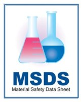 MSDS - Material Safety Data Sheet