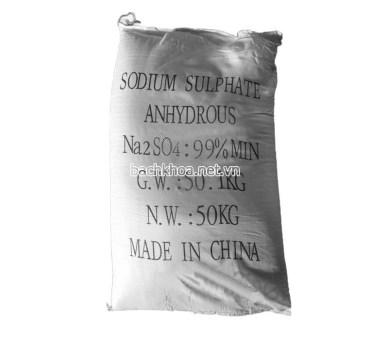 Muối Sunfat – Sodium Sulfate muối sunfat – sodium sulfate - sodium sulfate - Muối Sunfat Sodium Sulfate