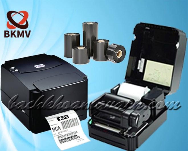 Máy in barcode TSC 244 Pro, Máy in tem nhãn TSC chính hãng, Máy in TSC giá rẻ,