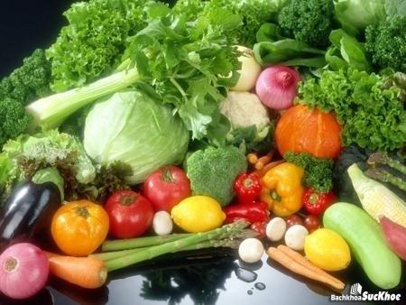 Cần bổ sung các dưỡng chất cần thiết cho cơ thể của bạn