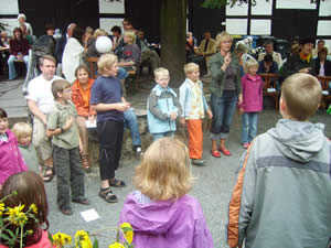 Schulanfang 2007