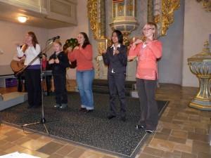 Kirchweih 2009 mit der Liebenzeller Mission