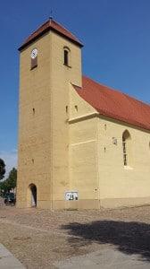 Kirche in Rheinsberg Uckermark