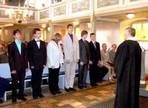 Konfirmation 2010