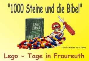 1000 Steine und die Bibel