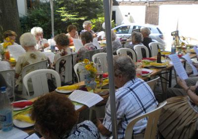 Senioren Sommerfest 2012