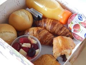 Basic breakfast