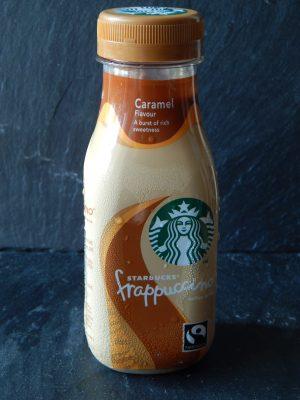 Frap de caramelo Starbucks 3  Escoges los extras más bonitos para que se entreguen junto a tu pastel.