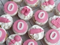 Mini cupcakes baby shower 8