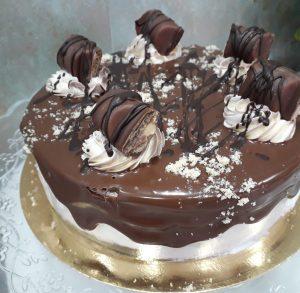 Cheesecake de Kinder Bueno (desde 8 Porciones) 38