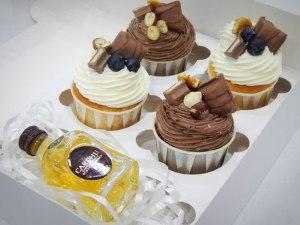 Cupcakes Excellence Box 1