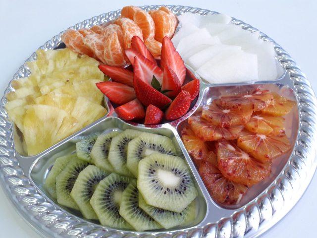 Bandeja de Fruta 29