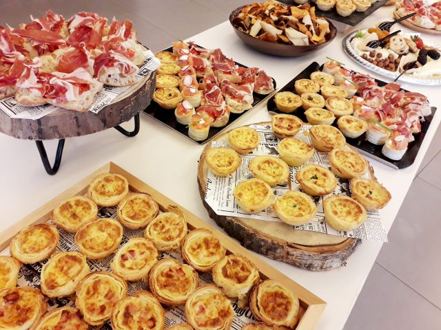 Lunch & Brunch 49 Catering Online