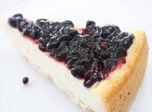 1 Porción de Cheesecake de Arándanos 7