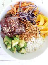 Poke & Salad 20 Desayunos personalizados