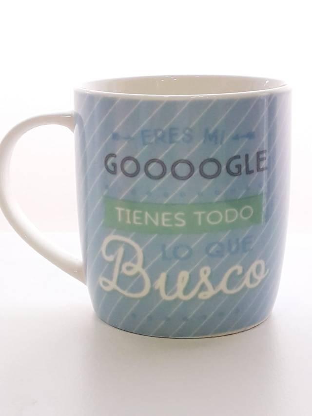 "Taza - ""Eres mi Google"" 14"