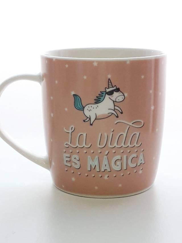 """Taza - """"Unicornio"""" 8"""