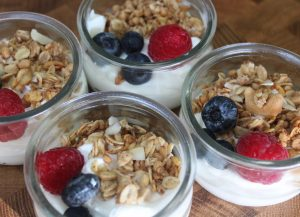 1 Yogurt Parfait 8