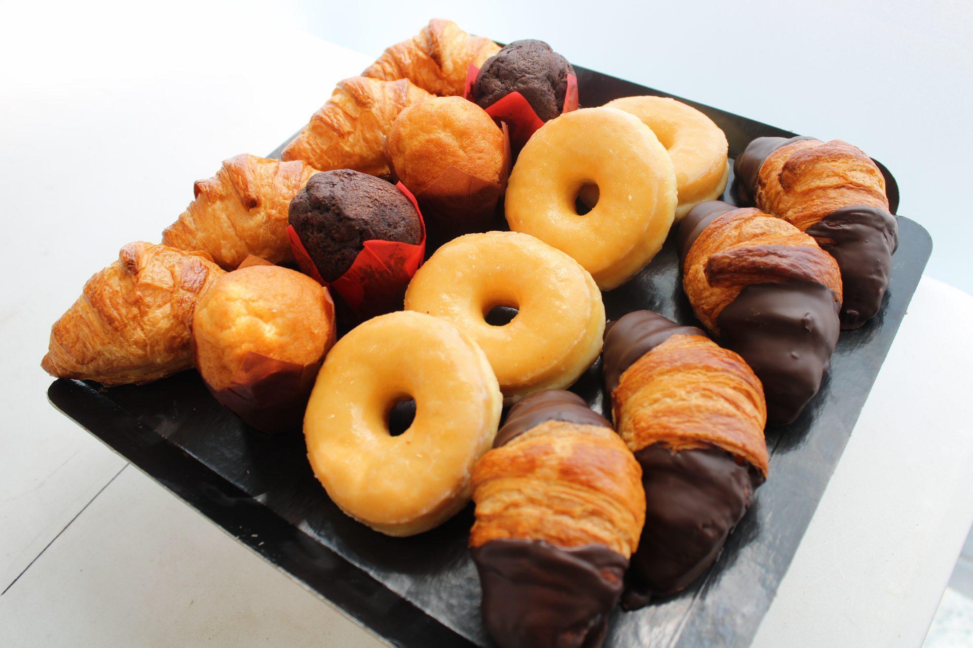 mini-pastries