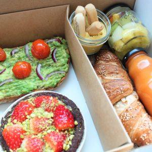 Desayuno Vegano Barcelona
