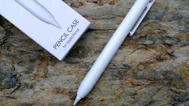 รีวิว Apple Pencil Case by Ztylus - รีวิว Apple Pencil Case by Ztylus