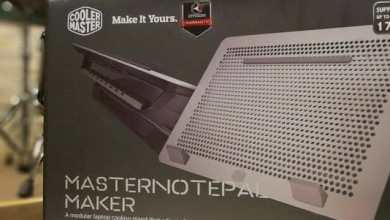 รีวิว Cooler Master MasterNotepal Maker พัดลมรองโน๊ตบุ๊คแบบ DIY - IMG 20161230 010952 1200x565 2 - รีวิว Cooler Master MasterNotepal Maker พัดลมรองโน๊ตบุ๊คแบบ DIY