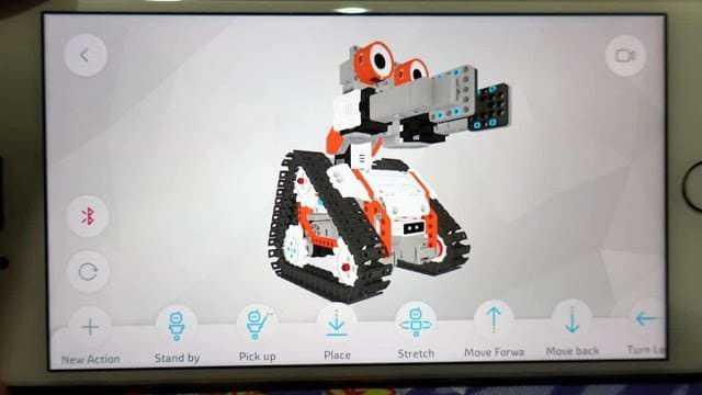 Jimu Astrobot หุ่นยนต์ที่สนุกและฝึกเขียนโปรแกรม - Jimu Astrobot หุ่นยนต์ที่สนุกและฝึกเขียนโปรแกรม