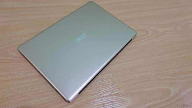 - DSC02682  2 - รีวิว Acer Swift 1 โน๊ตบุ๊คขนาดพกพา ราคาหมื่นต้นๆ ที่ได้จอ IPS และ SSD