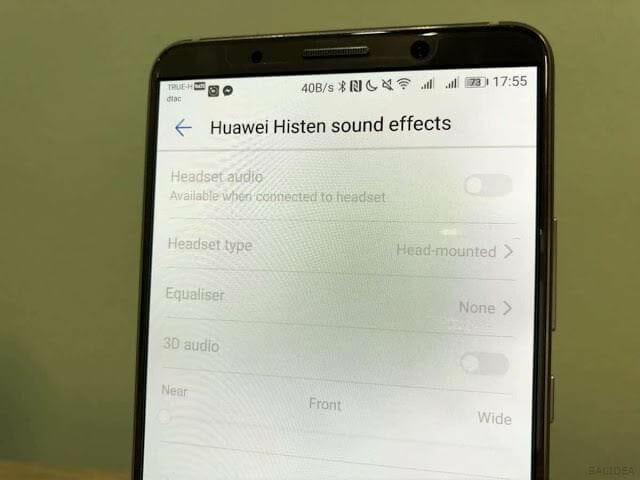 - IMG 0038  1 - รีวิว Huawei Mate 10 Pro ถ้ารักการถ่ายภาพนิ่ง มือถือเครื่องนี้คือคำตอบ