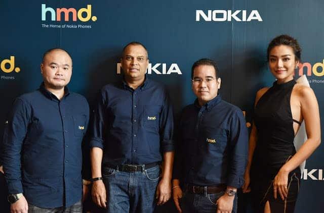 - 01 1 - HMD Global เปิดตัว Nokia ในไทย 3 รุ่นรวด Nokia 7 plus, New Nokia 6 และ Nokia 1