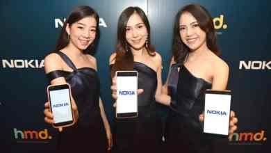 - 04 2 - HMD Global เปิดตัว Nokia ในไทย 3 รุ่นรวด Nokia 7 plus, New Nokia 6 และ Nokia 1