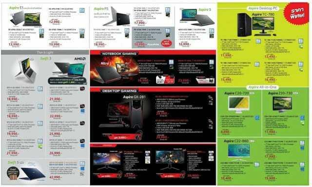 - 29343345 10212599650681168 3738463135007244288 o 2 - โปรโมชั่น Acer ที่งาน Commart Connect 2018