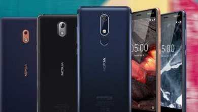 - gsmarena 000 2 - Nokia เปิดตัว Nokia 2.1, 3.1 และ 5.1 เน้นตลาดราคาถูก พร้อมประกาศอัปเดตโหมดกล้องแมนวลให้ Nokia 8