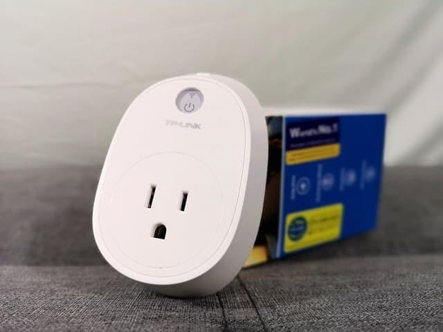 - 2018 06 0818 - รีวิว TP-LINK Smart Wi-Fi Plug HS110 เปลี่ยนปลั๊กไฟธรรมดาให้ฉลาดล้ำ