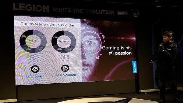 - 2018 06 2914 - Lenovo เปิดตัว Legion โน๊ตบุ๊คสายเกมรุ่นใหม่พร้อมกับผลิตภัณฑ์ตระกูลอื่นๆ