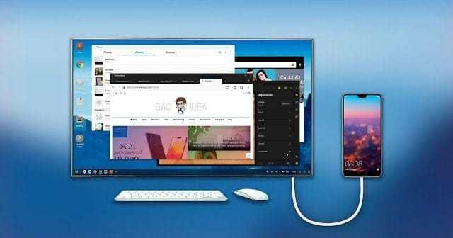 - Screenshot 20180607 145258 samsung es8000 front 1 - แปลงร่าง Huawei P20/Mate 10 ให้กลายเป็นคอมพิวเตอร์ด้วย PC Mode อันแสนสะดวก