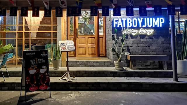 - 2018 06 1322 - รีวิว FATBOY JUMP ร้านอาหารหลากสไตล์หลายชนชาติ ย่านแจ้งวัฒนะ