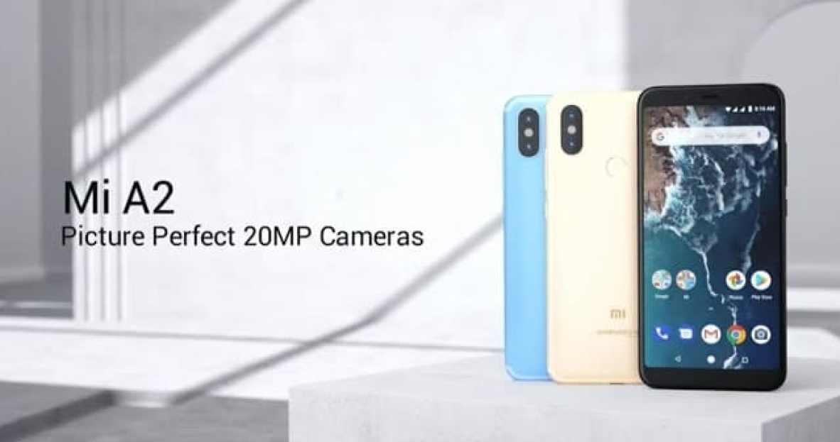 - Xiaomi เปิดตัว Mi A2 และ Mi A2 Lite สมาร์ทโฟน Android One เน้นกล้อง