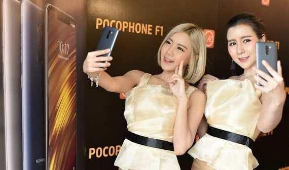 - 06POCOPHONE F1 Launch 2 - Xiaomi เปิดตัวแบรนด์ใหม่ภายใต้ชื่อ POCOPHONE เน้นสเปคแรงราคาดี