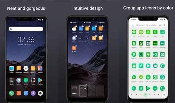 - IMG 20180817 102812 13 - POCO Launcher ลง Google Play แล้ว ใช้ได้ทุกยี่ห้อ ชูจุดเด่นแบ่งแอปตามหมวดหมู่อัตโนมัติ