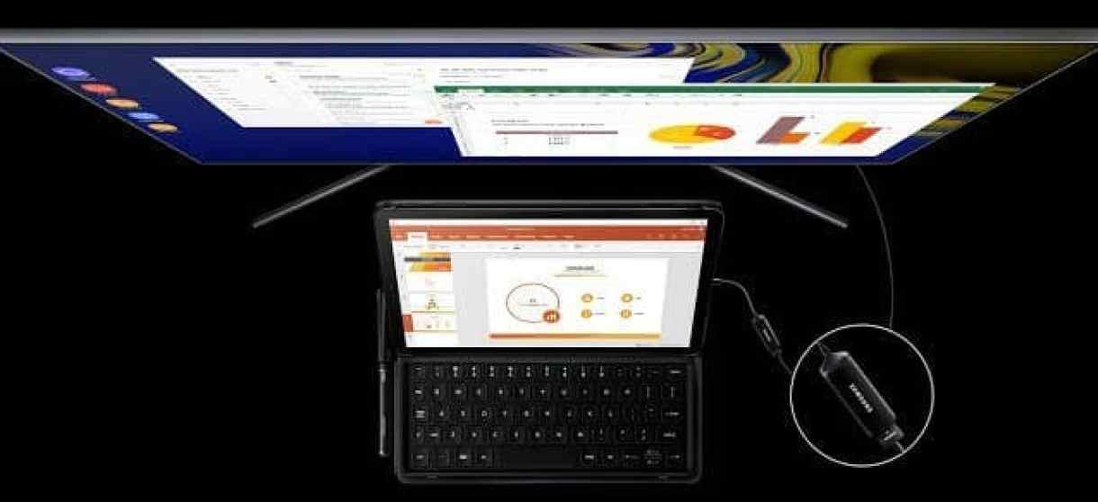 - Screenshot 11 4 - Samsung เปิดตัว Galaxy Tab S4 มีปากกา ต่อขึ้นจอได้โดยไม่ต้องใช้แท่น DeX