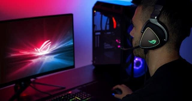 - ESSdelta 1 - ASUS ROG เปิดตัวหูฟังเกมมิ่ง ROG Delta และ ROG Delta Core