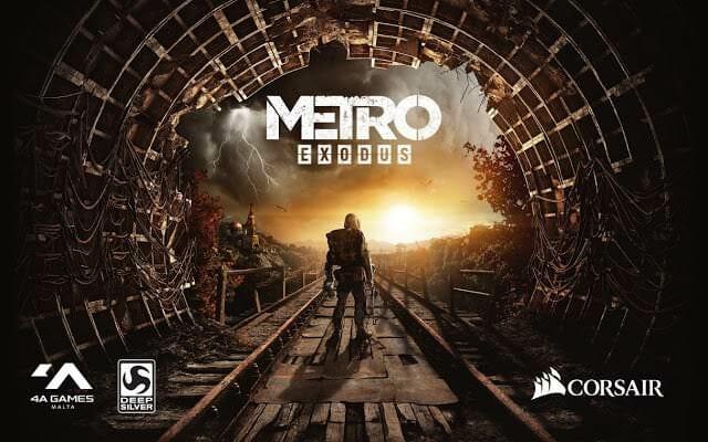 - METRO EXODUS 1 2 - CORSAIR จับมือกับ Deep Silver ในเกม METRO EXODUS