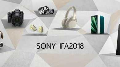 - รวมผลิตภัณฑ์ Sony ที่เปิดตัวในงาน IFA2018