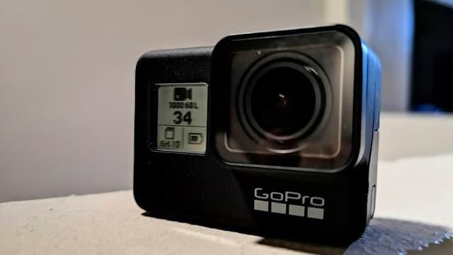 - 2018 10 1403 - รีวิว GoPro HERO 7 Black ภาพนิ่งสวย อัดคลิปนิ่งดั่งใช้ไม้กันสั่น พร้อมไลฟ์ได้ในตัว