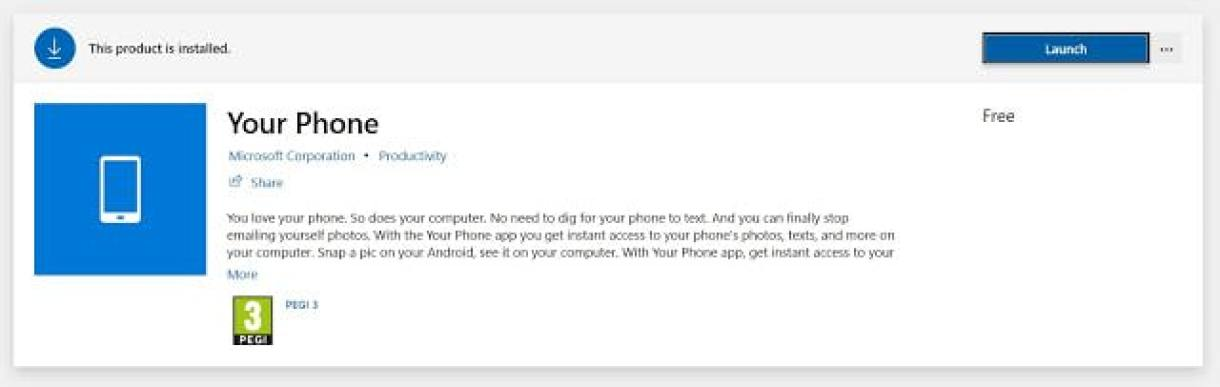 - Screenshot 18 5 - รีวิว Phone Mirroring ฟีเจอร์ใหม่ของ Windows 10 ที่จะมาเชื่อมมือถือกับ PC เข้าด้วยกัน