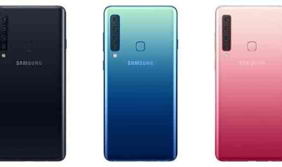 - gsmarena 012 side 2 - Samsung เปิดตัว Samsung Galaxy A9 (2018) สมาร์ทโฟน 4 กล้องหลังรุ่นแรกของโลก
