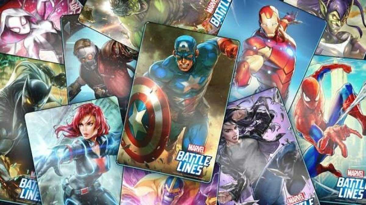 - MarvelBattleLines 1 - MARVEL Battle Lines การ์ดเกมเชิงกลยุทธ์ที่มาพร้อมกับทัพซูเปอร์ฮีโร่และเหล่าวายร้ายมากมายจากจักรวาลมาร์เวล เปิดให้เล่นแล้ว วันนี้